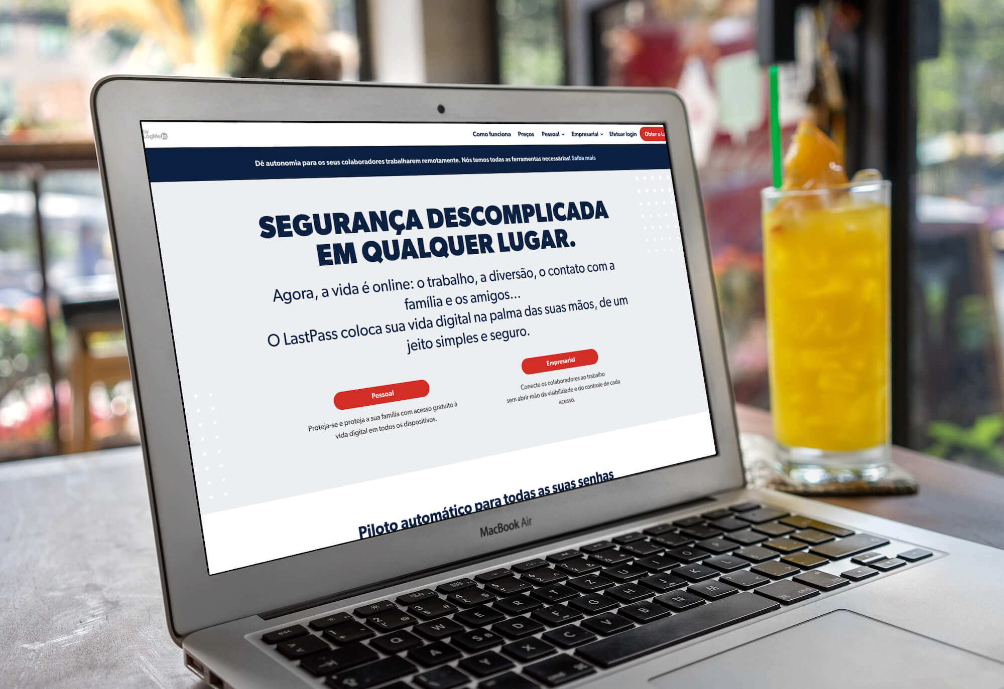 LastPass - Passwords Seguras